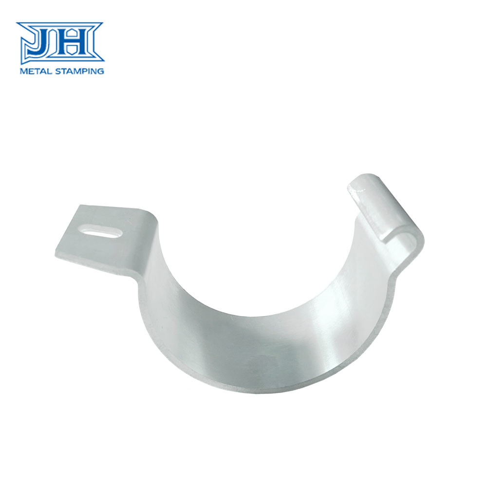 Aluminium Stamping Components High Precision for Auto Machinery