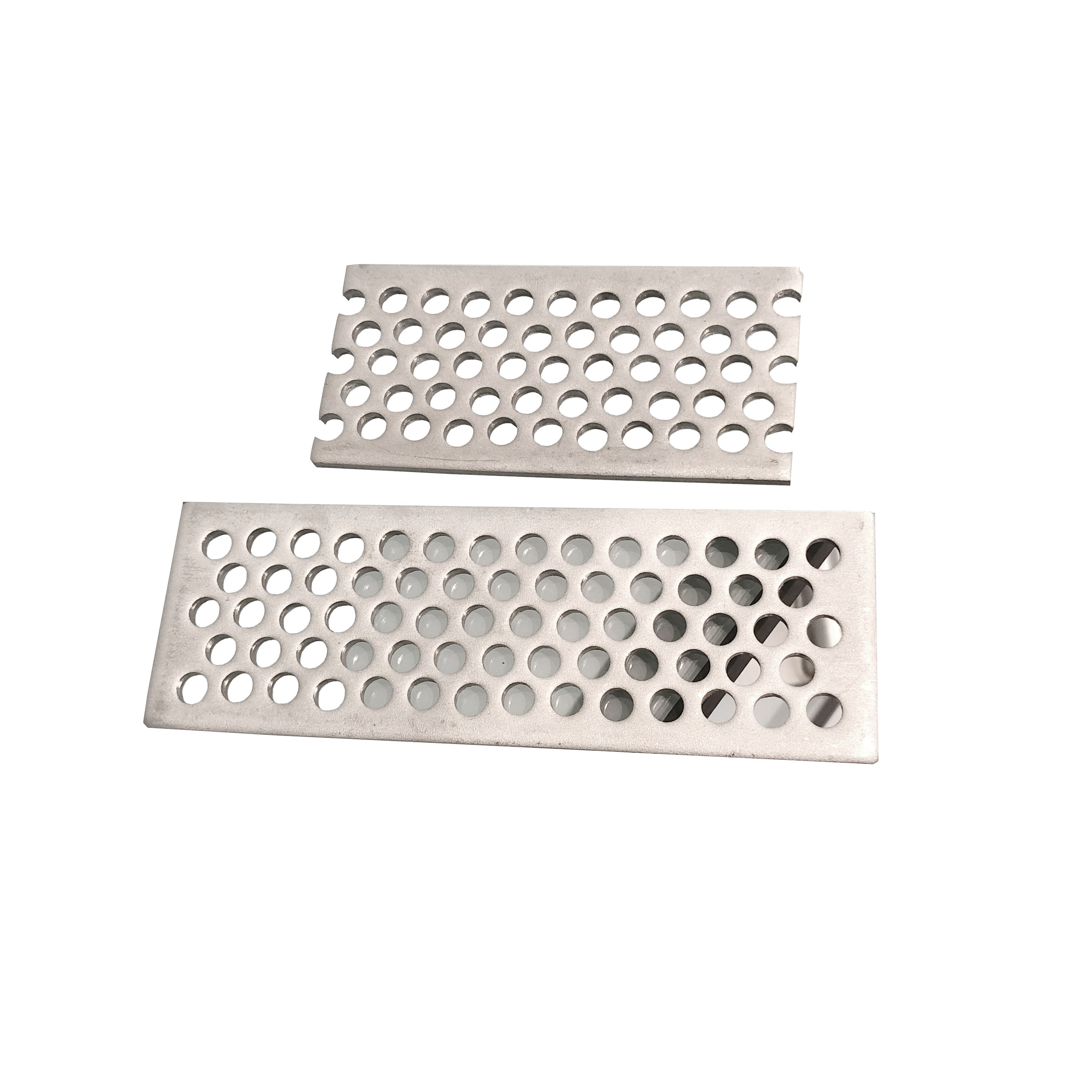 Sheet Metal Stamping Steel 0.05mm Tolerances With Zinc Plating